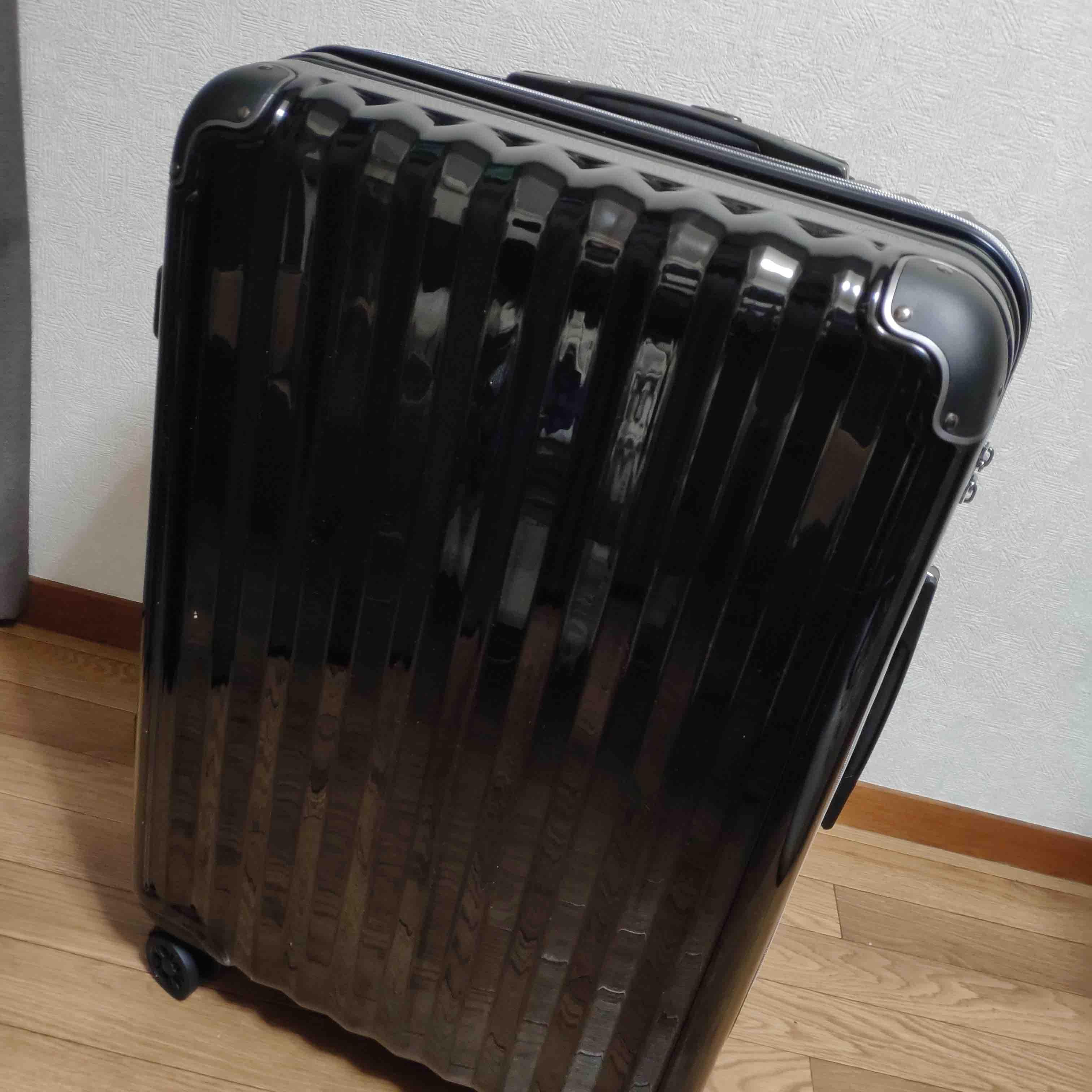 格安おすすめスーツケース!預け入れ無料最大の受託手荷物に
